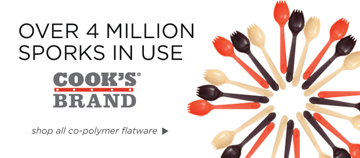 Shop Cook's New Economy Spork
