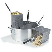 Pasta Cookers and Baskets