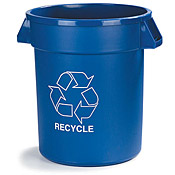 Trash Cans - Recycling Receptacles