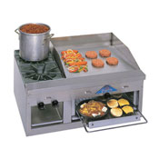 Specialty Equipment - Combination Broilers