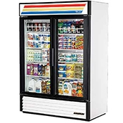 Refrigerators - Glass Door Refrigerators