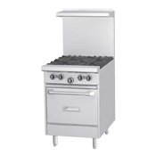 Garland G24-4L Restaurant Range (Natural Gas) - Restaurant Ranges