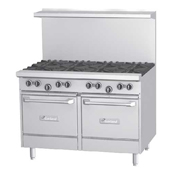 Garland G48-8LL Restaurant Range (Natural Gas) - Restaurant Ranges