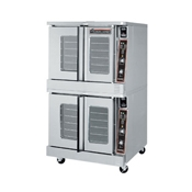 Garland MCO-GD-20-S Convection Oven - Double Deck Convection Ovens