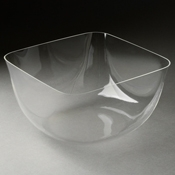 Rosseto Clear Medium Ice Bowl - Servingware