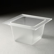 Rosseto Frosted Small Square Tray - Servingware
