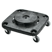 Rubbermaid Square Brute Container Dolly - Rubbermaid