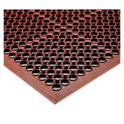 "Notrax 3"" x 10"" Greaseproof Non-Slip Mat"