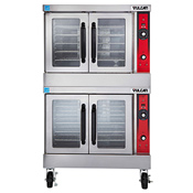 Vulcan VC44GD Convection Oven with Casters