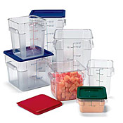 Food Storage Containers - Square Food Storage Containers