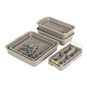 Vollrath 1392 Traex Half Rack Soak System - Vollrath Warewashing and Handling Supplies