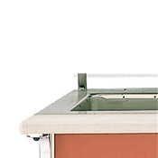 Vollrath 39960 Affordable Portable Tray Slide - Vollrath Mobile Serving Equipment
