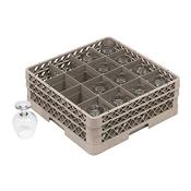 Vollrath TR13DDDD Traex Rack Base - Vollrath Warewashing and Handling Supplies