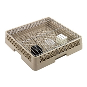 Vollrath TR2W Rack With Hold Down Grid - Vollrath Warewashing and Handling Supplies