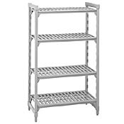 Food Storage Shelving - Stationary Shelving