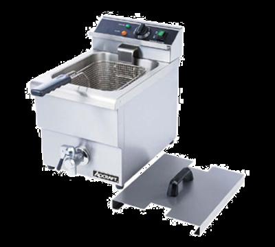 Countertop Deep Fryer : ... Fryers ? Countertop Fryers ? Adcraft DF-12L 6 Liter Countertop Deep