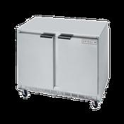Beverage Air UCR34Y Undercounter Refrigerator - Undercounter Refrigerators
