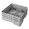 Cambro BR578151 Camrack Base Rack with 2 Extenders