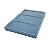 Cambro Vending Cart Slate Blue ThermoBarrier - Kiosks and Carts