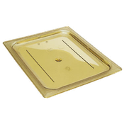 Cambro 1/2-Long Size Flat Covers - Steam Table Pan Lids