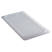 Cambro Translucent 1/2 Size Seal Covers - Steam Table Pan Lids