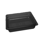"Cambro 1/2 Size, 2-1/2""D Food Pans - Steam Table Pan Lids"