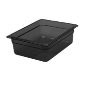 "Cambro 1/2 Size, 4""D Food Pans - Steam Table Pan Lids"