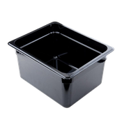 "Cambro 1/2 Size, 6""D Food Pans - Steam Table Pan Lids"