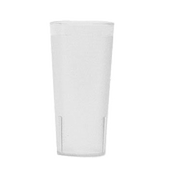 Cambro 9.7 oz. Colorware Clear Tumblers - Plastic Tumblers