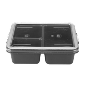 Cambro Polycarbonate Compartment Tray Lids - Cafeteria Trays