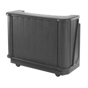 Cambro Mid-Size Complete Post-Mix Portable CamBars w/Water Tank & Pump - Portable Bars