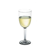 Cambro Aliso Plastic Wine Glasses - Wine Glasses