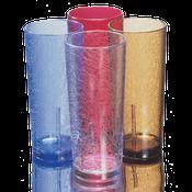 Cambro 16 oz. Clear Del Mar Tumblers - Plastic Tumblers