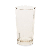 Cambro 8 oz. Clear Huntington Tumblers - Plastic Tumblers