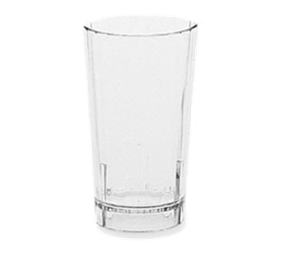Cambro 12 oz. Tall Clear Huntington Tumblers