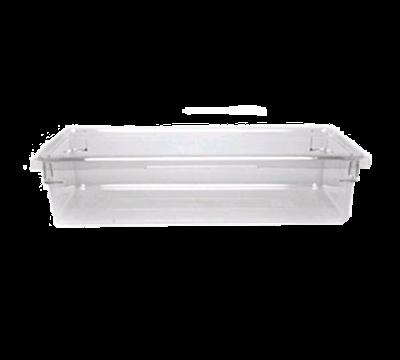"Cambro Camwear 18""L x 26""W x 6""H Clear Food Storage Boxes"
