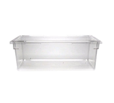 "Cambro Camwear 18""L x 26""W x 9""H Clear Food Storage Boxes"