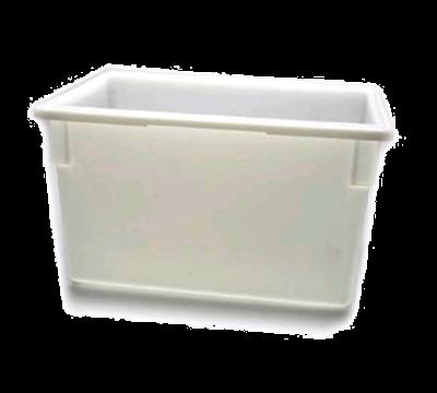 """Cambro 18"""" x 26"""" x 15"""" White Poly Food Storage Boxes"""