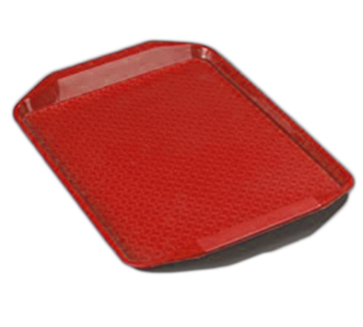 "Carlisle 16"" x 12"" Handled Cafe Trays"