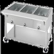 Duke EP303 Four Well AeroHot Steam Table - Portable Steam Tables