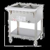 Duke WB302 Aerohot Steamtable Wet Bath Unit - Portable Steam Tables