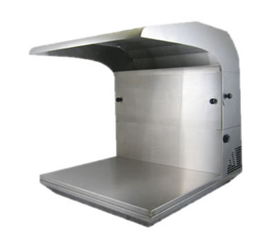 Countertop Ventless Hood : Equipex SAV-O MISTRAL SA Countertop Ventless Exhaust Hood System