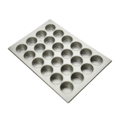 """Focus 3-3/8"""" Oversized Muffin Pans - Focus Foodservice"""