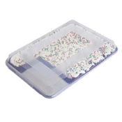 Focus Foodservice 90PSPCFL Plastic Sheet Pan Covers - Focus Foodservice