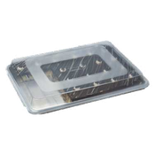 Focus Foodservice 90PSPCHF Plastic Sheet Pan Covers - Focus Foodservice