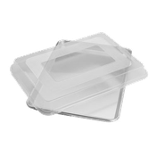 Focus Foodservice 90PSPCQT Plastic Sheet Pan Covers - Focus Foodservice