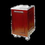 F.W.E. AS-IC-200-MW Portable Ice Cart - Ice Machine Accessories