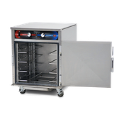F.W.E. PHTT-4 Under Counter Humidified Heated Holding Cabinet - Insulated Half Size Holding Cabinets