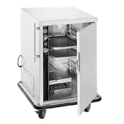 F.W.E. PHU-4 Under-Counter Proofer Heated Holding Cabinet - Insulated Half Size Holding Cabinets