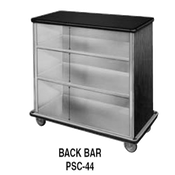 F.W.E. PSC-4 Portable Back Bar - Portable Bars